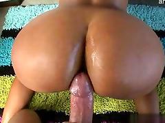 Sexy gf anal pov