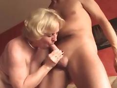 Granny, Amateur, Blowjob, Granny, Hardcore, Mature