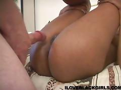 Fantastic Cinnamon Goes Hardcore In The Missionary Position