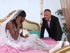 Bride, Anal, Assfucking, Asshole, Big Tits, Black