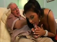 Blowjob, Blowjob, Grandpa, Old Man, Grandfather
