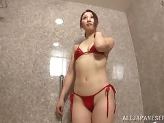 Bathroom, Asian, Babe, Bath, Bathing, Bathroom