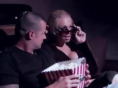All, Banging, Big Tits, Blowjob, Bra, Cinema