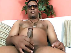 Cash Montague in Gay Black Hardcore Video