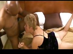 Swinger Blond Granny R20