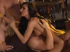 German Orgy, Anal, Banging, Gangbang, German, Group