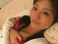 Japanese, Bed, Japanese, Softcore, Teen