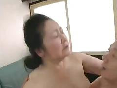 Granny, Asian, Granny, Japanese, Mature, Old