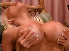 Ultimate Blonde Bimbo- Great Boobs