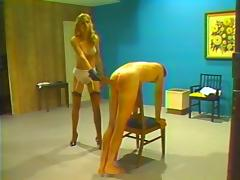 Caning, BDSM, Blonde, Caning, Femdom, Mistress