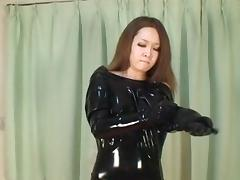 Catsuit, Asian, Catsuit, Japanese, Latex