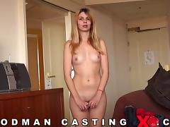 Assfucking, Anal, Assfucking, Audition, Blonde, Boobs