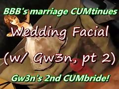 WeddingCum Gw3n's 2nd pop
