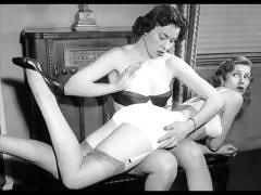 1950, 18 19 Teens, Ass, BDSM, Classic, Lesbian