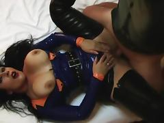 Latex, BBW, Fucking, Latex, Chocolate