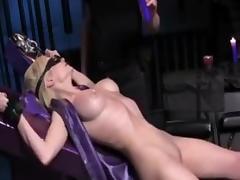 Bound, BDSM, Blonde, Bound, Orgasm, Tied Up