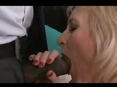 Blonde Mature MILF With BBC 167.SMYT