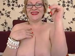 Big Clit, Big Clit, Big Tits, Granny, Mature, Old