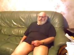 Late nite Sofa wank