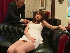 Japanese whore's purpose is to please and obey men