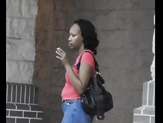 Slideshow - Black Women in Public - Non Nude