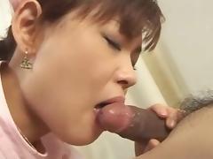 Sexy Japanese Nurse fucks her patient
