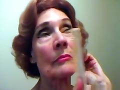 Granny still sucks' blowjob compilation