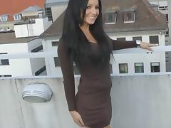 Quicky On The Balcony