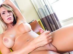 ShemaleIdol Video: Camyle Victoria