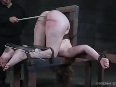 Caning, Ass, BDSM, Big Ass, Caning, Punishment