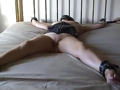 Bondage, Amateur, BDSM, Bondage, Danish, Slave