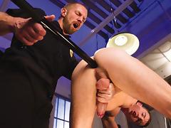 Adam Herst & JP Dubois in Hard Time, Scene #01