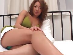 Runa Mikami Uncensored Hardcore Video with Creampie, Dildos/Toys scenes