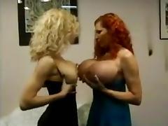 Big tit smashdown