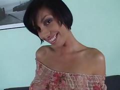 Eva Black anal POV