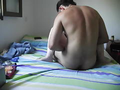 Second Anal Tryout amateur
