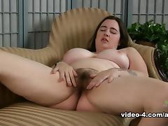 Cori in Amateur Movie - AtkHairy