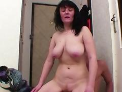 Mom, 18 19 Teens, Big Tits, Blowjob, Boobs, Brunette