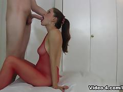 10 Inch, 10 Inch, Bitch, Blowjob, Bodystocking, Boots