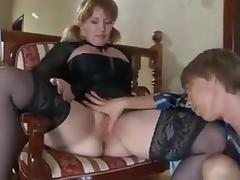 College girl  boy and Hot MATURE Russian1