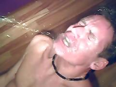 Amateur Bisex Piss Party
