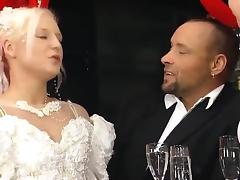 Bride, Bride, German, Hardcore, Peeing, Pissing