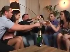 Birthday, Birthday, Group, Orgy, Party, Swingers