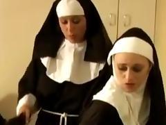 Spanking, Naughty, Nun, Spanking, Church