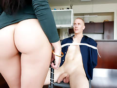 Megan Sage in Cut Your Fucking Dick Off - PunishTeens