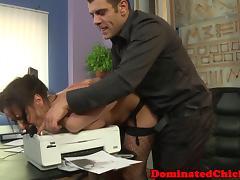 Boss, BDSM, Boss, Office, Secretary, Stockings