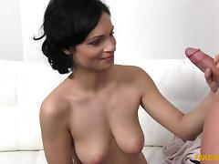 Brunette, Amateur, Big Tits, Brunette, Casting, College