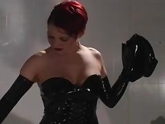 Latex, BDSM, Bondage, Fetish, Latex, Lesbian