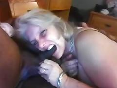 Aged, Aged, Black, Blonde, Cumshot, Ebony