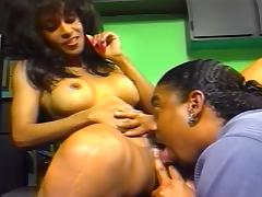 Black, Babe, Black, Blowjob, College, Couple
